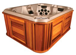 Arctic Spas - Hot Tubs Range by Spa Tacular
