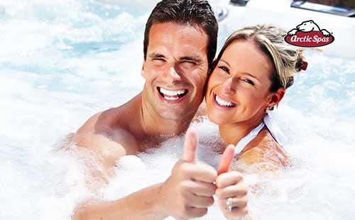 hot tubs improve relationships